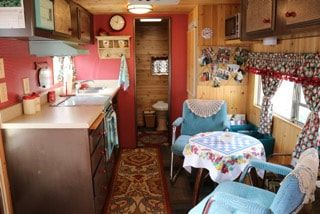 For Sale 1973 Terry (Fleetwood) 21 ft. Fully Restored Travel Trailer.Boise, Idaho.