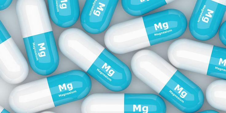 Fibromyalgie: du magnésium pour réduire les douleurs (pin.by.@ChansLau)