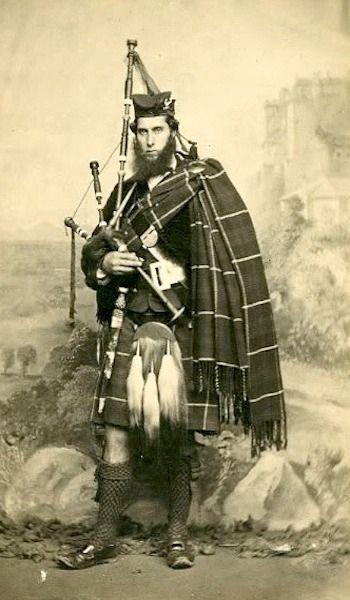 malcolm riddle 1865. scottish vintage highland wear and antique kilt accessoriesjpg