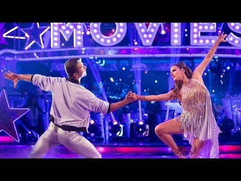 Caroline Flack & Pasha Rumba to 'Don't Want to Miss a Thing' - Strictly Come Dancing: 2014 - BBC One - http://maxblog.com/7721/caroline-flack-pasha-rumba-to-dont-want-to-miss-a-thing-strictly-come-dancing-2014-bbc-one/
