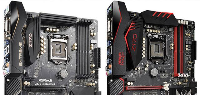#Giveaway ASRock Z170 Gaming Motherboards « iDG | Best Gaming News Sites