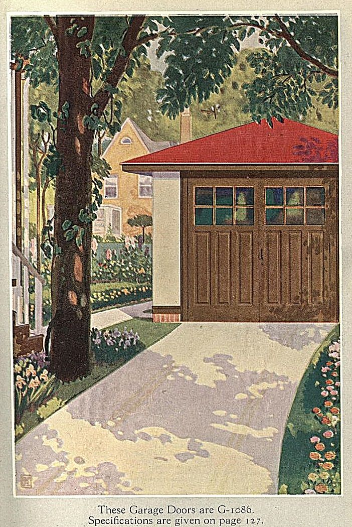 1920 garage