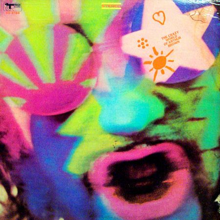 The Crazy World of Arthur Brown  Brown, Arthur  Track SD8198  1968