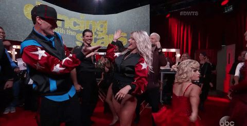 New trendy GIF/ Giphy. dancing dancing with the stars abc dwts vanilla ice. Let like/ repin/ follow @cutephonecases