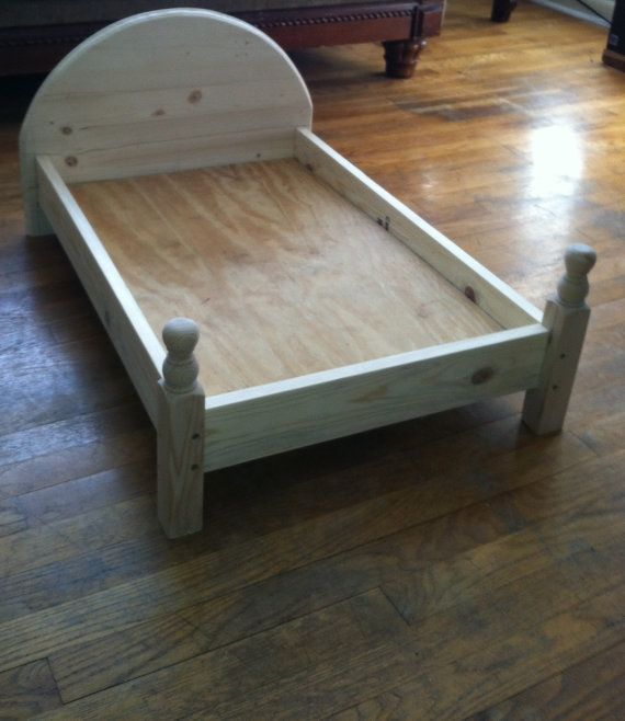 Custom small dog bed by DJpetbeds on Etsy, $50.00