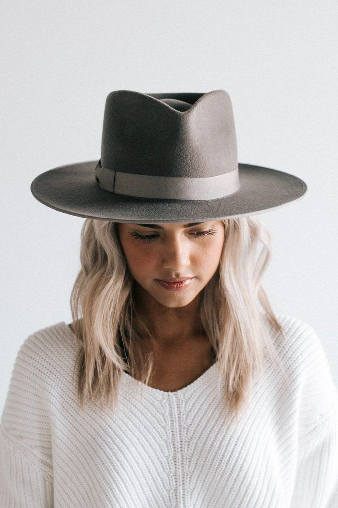 df90aa54 The Monroe Hat in 2019 | roolee | Hats, Outfits with hats, Leather hats