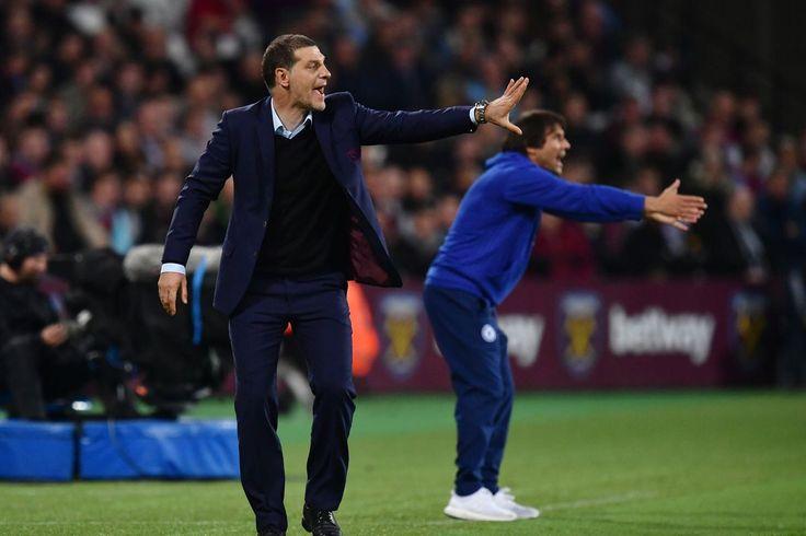 West Ham United vs. Chelsea - West Ham loses 2-1
