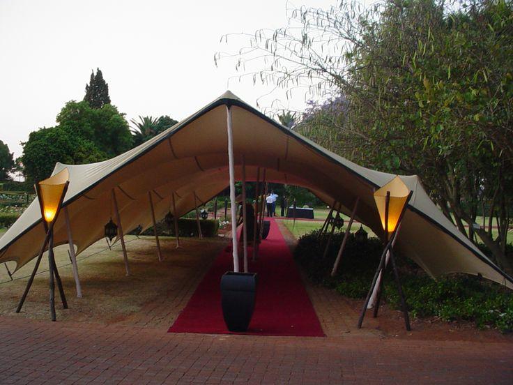 Red Carpet Walkway under a Bedouin Tent www.bedouinevents.co.za