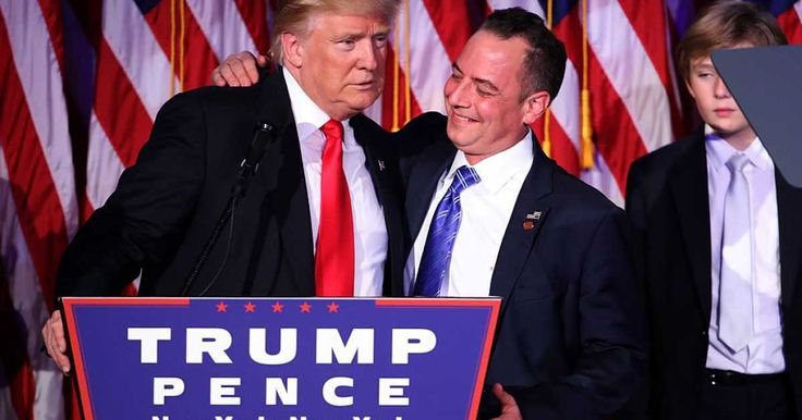 06-01-2017  Following rumors of a possible White House shakeup,The Resurgent's; Erick Erickson reported Thursday that two sources told him that Reince Priebus, Donald Trump's Chief of Staff, will soon be parting ways with the White House.