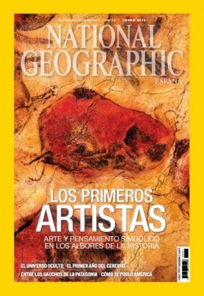 National Geographic España nº 1, Enero 2015