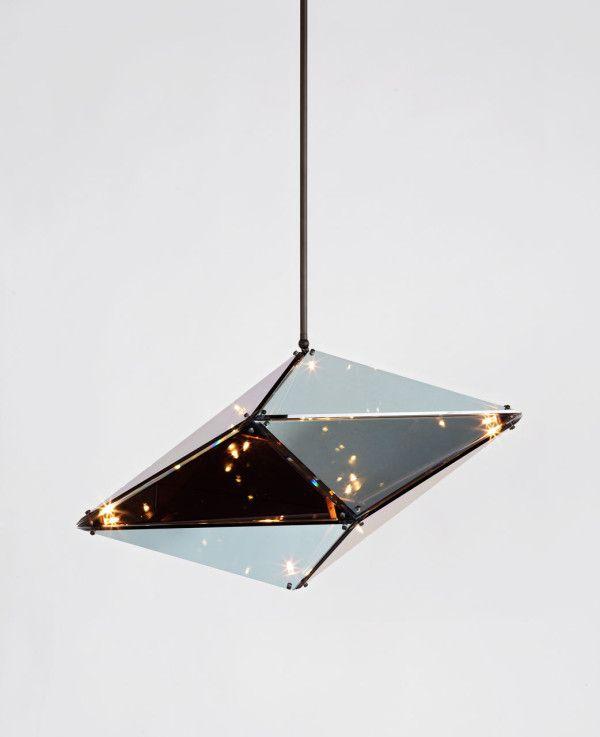Bec Brittains New Modern Geometric Lighting in main home furnishings  Category