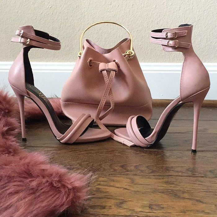 Ankle High Buckle Caged Heels https://www.myshoebazar.com/shoes/caged-ankle-high-buckle-heels/