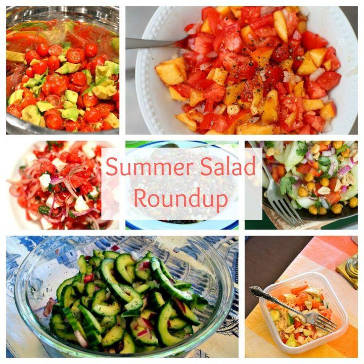 Summer Salad Roundup