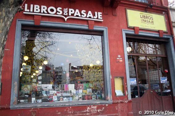Libros del Pasaje, Palermo, Buenos Aires