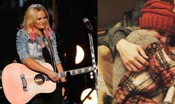 Miranda Lambert is Getting Cozy With Her New Boyfriend (And We Love It)