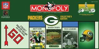 Green Bay Packers Collector's Edition - Monopoly Wiki