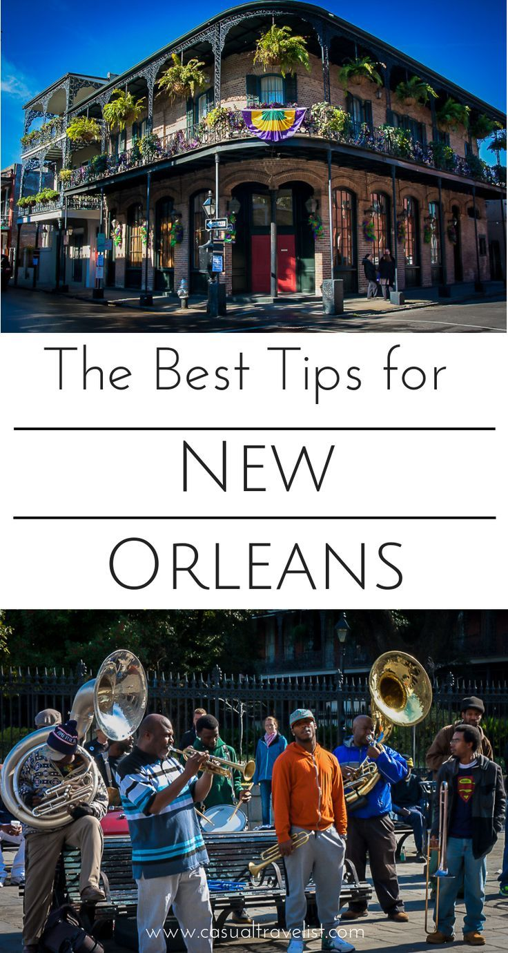 One Great Weekend: Your Guide for What to do in New Orleans