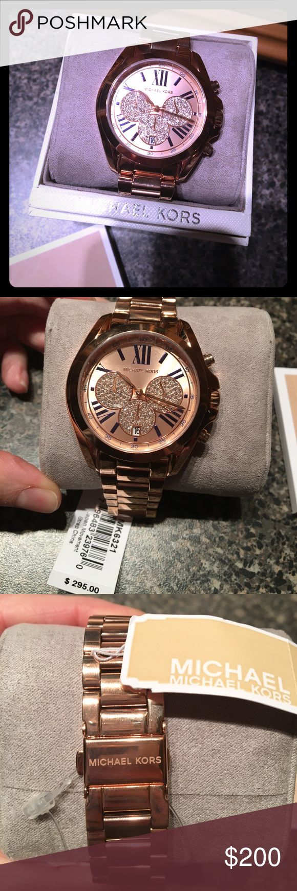 NWT Michael Kors Men's Rose Gold Watch MK6321 Please feel free to ask questions...(59) Michael Kors Accessories Watches