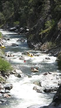 Spent my summers growing up on the Rogue river rafting in inflatable rafts (tahitis). Had a grand old time.