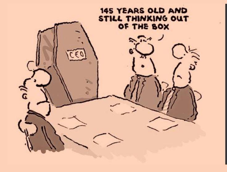 Pensare fuori dagli schemi - Thinking out of the box