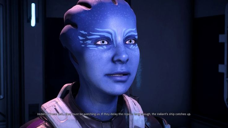 13 | InsanityVanguard | The Asari Ark