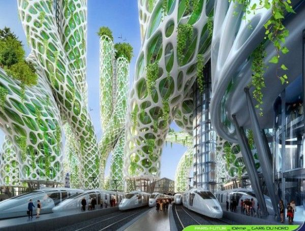 PARIS SMART CITY 2050 5