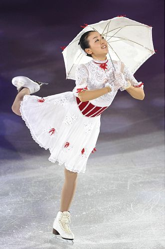 Mao Asada as Mary Poppins
