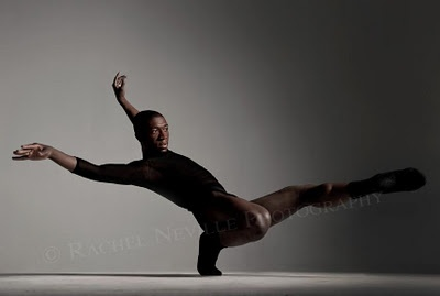 Rachel Neville captured the image but the dance artist expressed it. Gorgeous.