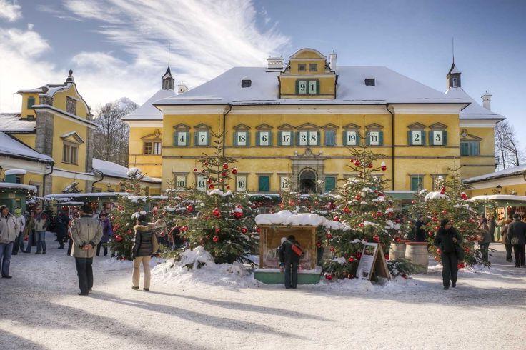 Mercadillos de Salzburgo, Austria - Los mejores mercadillos navideños de Europa