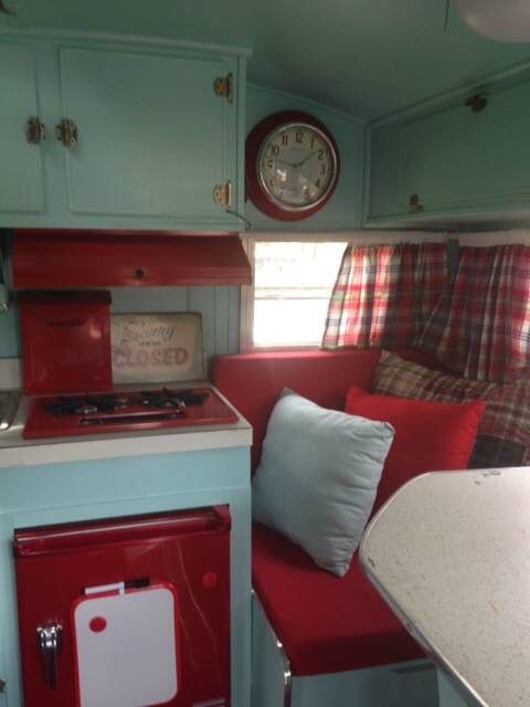 1000 Images About Rv 39 N On Pinterest Vintage Campers