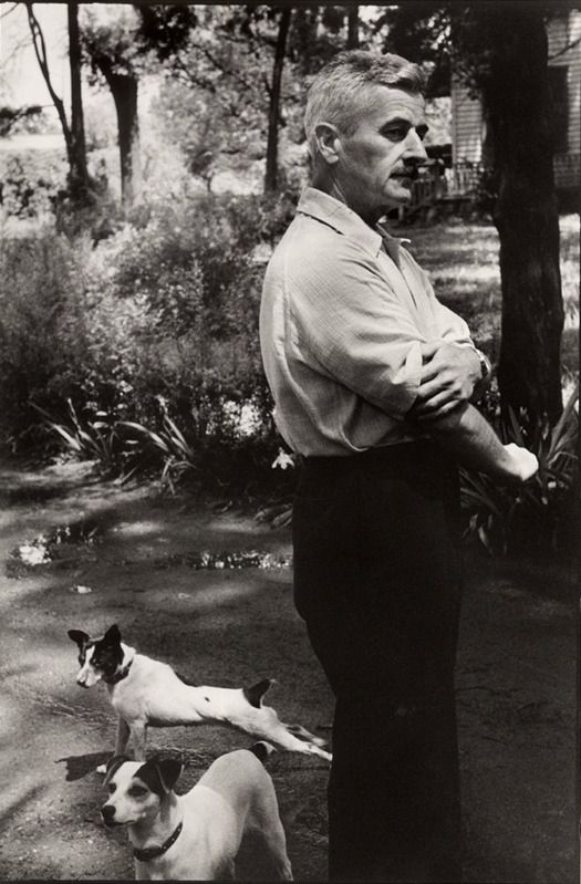 a biography of william faulkner Information about writer william faulkner, including a biographical and critical article, a list of published works, and other information resources.