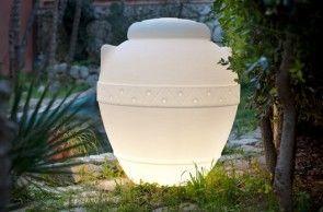 Orcio Light Contenitore Fioriera - Kloris Vasi D'Arredo