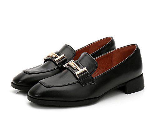 AmazingJP パンプスレディース 歩きやすい チャンキーヒール 太ヒール 婦人靴 美脚 疲れない OL おしゃれ