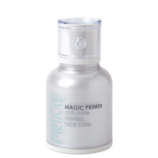 <p>The Magic Primer Anti-Shine Flawless Face Base is the perfect skin preparation especially formulated for oily skin types.</p> <p>This fluid primer can be applied all over the face or to just the T-zone (for combination skin types) for a matte finish at it's maximum. It has an immediate pore minimizing effect while providing a soft and silky feeling to the skin.</p> <p>Tips for Use: Smooth product over skin with fingertips and massage in until absorbed. For best results, use after…