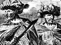Barbary pirates and the people they enslaved. Article by Robert Davis on bbc.co.uk.