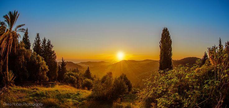 Magoulades im Sunset