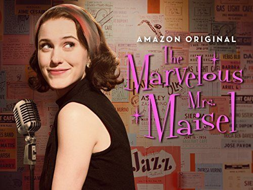 The Marvelous Mrs. Maisel Amazon Instant Video ~ Rachel Brosnahan, https://smile.amazon.com/dp/B06VYH1GF7/ref=cm_sw_r_pi_dp_XOEZyb099EG81