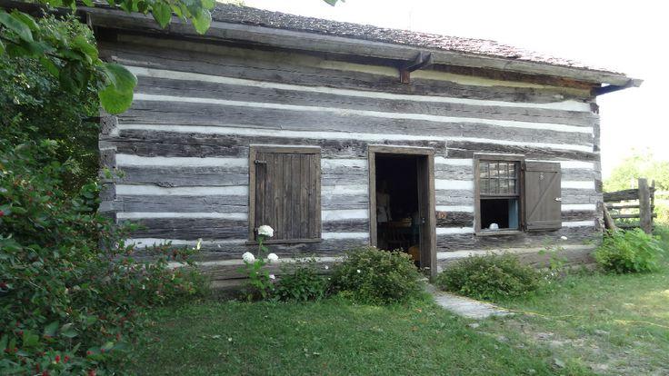 Francis Log House, Cannington, Ontario