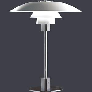 Louis Poulsen - PH 4/3 tafel lamp