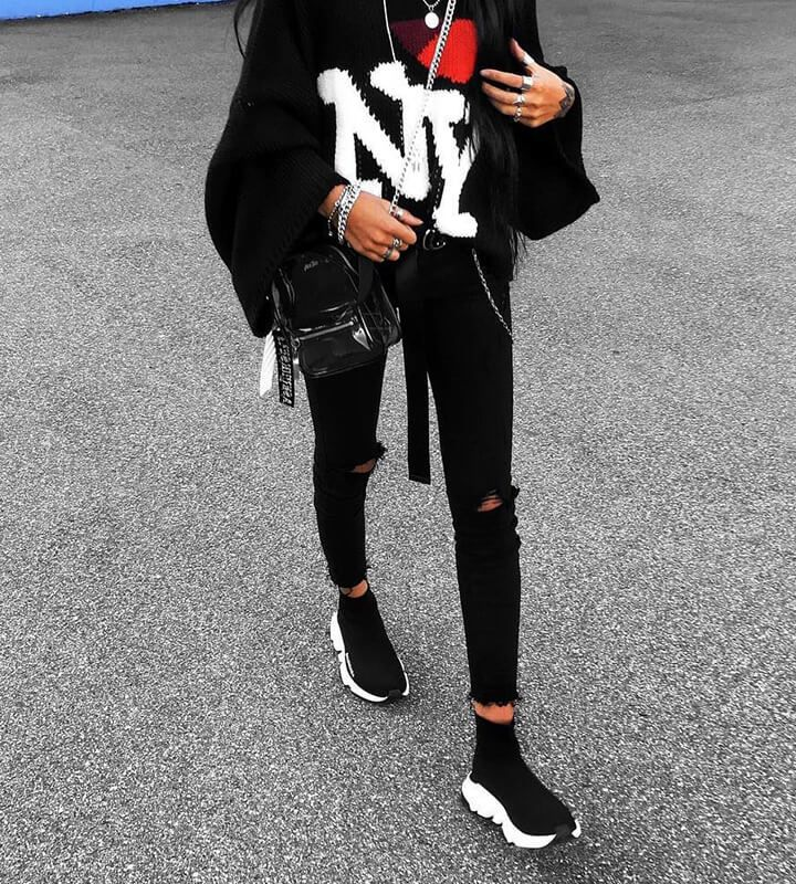 Sneaker outfits women, Trendy outfits