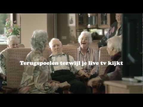 De slimme TV-kwisser. Terugspoelen met digitale tv van Telenet