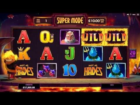 Hot As Hades Slot Game - Euro Palace Casino