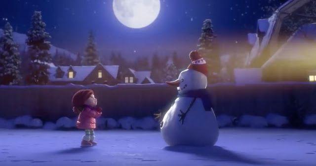 Ένα χριστουγεννιάτικο animation, για το πως η πραγματική φιλία κρατάει για πάντα (video)