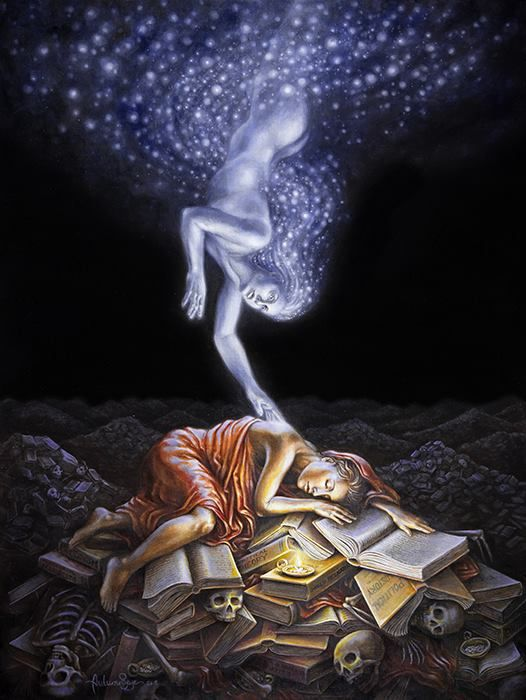 """My First Precognitive Dream!  """"It started when I had a dream that..."""""""