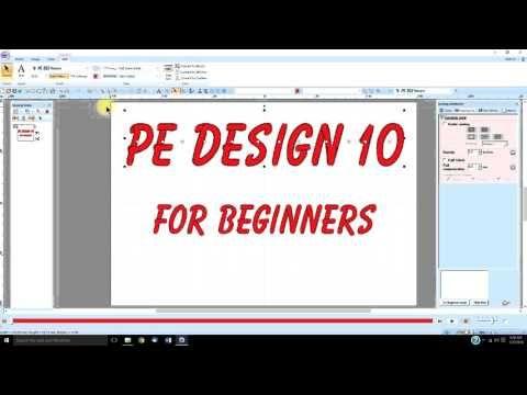 PE Design 10 (lesson 1) Introduction - YouTube