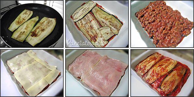 PANELATERAPIA - Blog de Culinária, Gastronomia e Receitas: Lasanha de Beringela / Berinjela