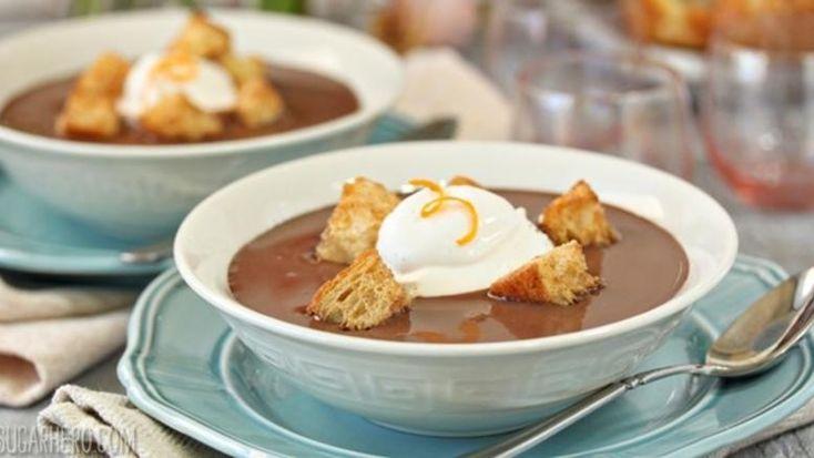 Magazino1: Σοκολατόσουπα και άλλες 4 πολύ οικονομικές συνταγέ...