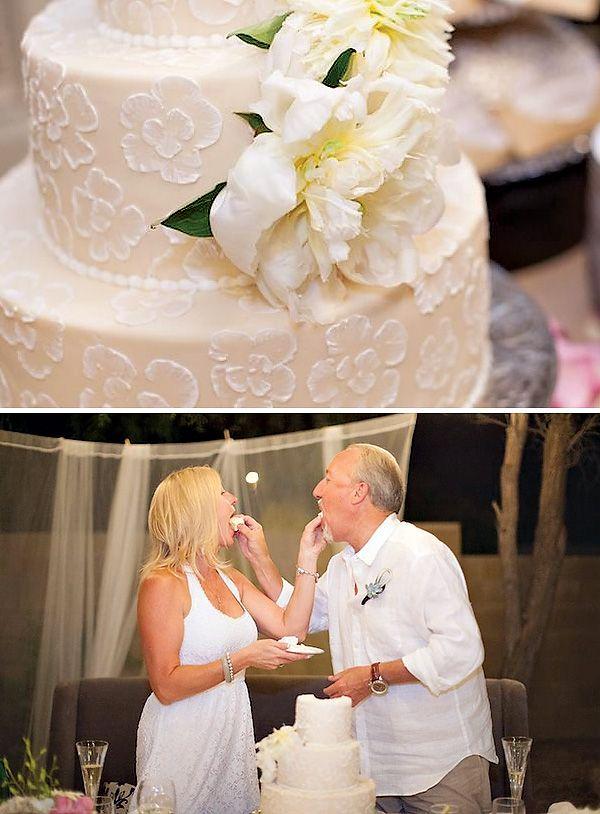 A Romantic Backyard Anniversary Dinner Weddings