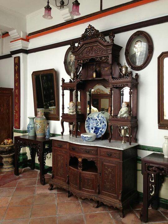 Inside A Peranakan Home