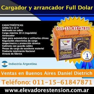 Cargadores de baterias autos camiones en Ituzaingo 011- 48492747 http://ituzaingo.clasiar.com/cargadores-de-baterias-autos-camiones-en-ituzaingo-tfno-id-235154